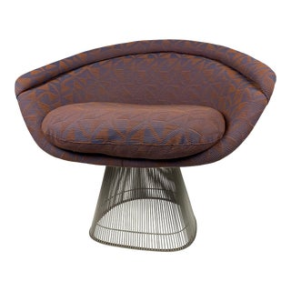 Original Warren Platner Lounge Chair for Knoll International, 1966 For Sale