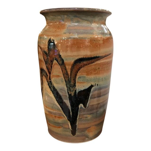 Vintage Studio Pottery Vase - Image 1 of 9