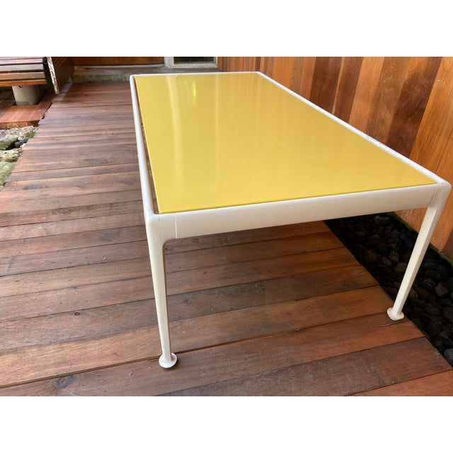 Mid-Century Modern Mid Century Richard Schultz for Knoll Coffee Table For Sale - Image 3 of 9