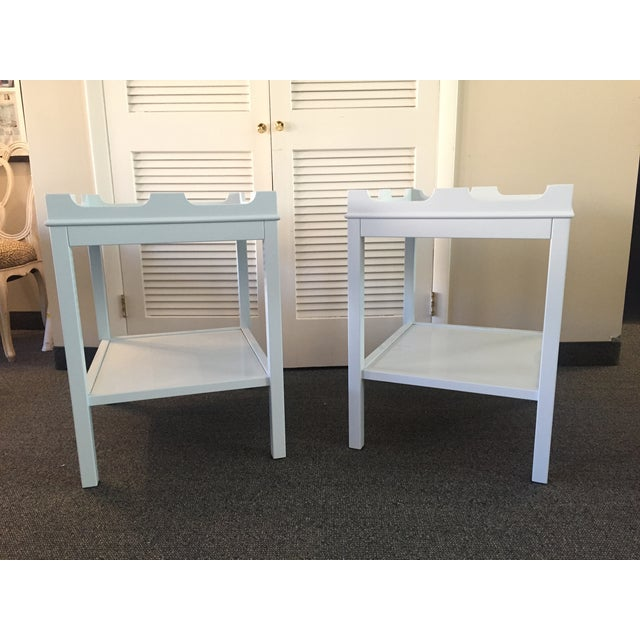New Oomph Edgartown Side Tables - A Pair - Image 3 of 7