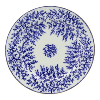 English Victorian Minton Porcelain Dinner Plates - Set of 10 For Sale