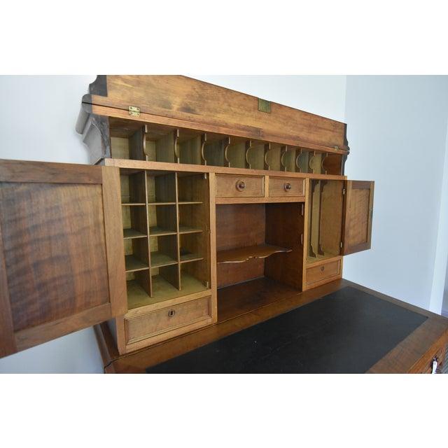 Antique Post Office Desk - Image 6 of 10 - Antique Post Office Desk Chairish