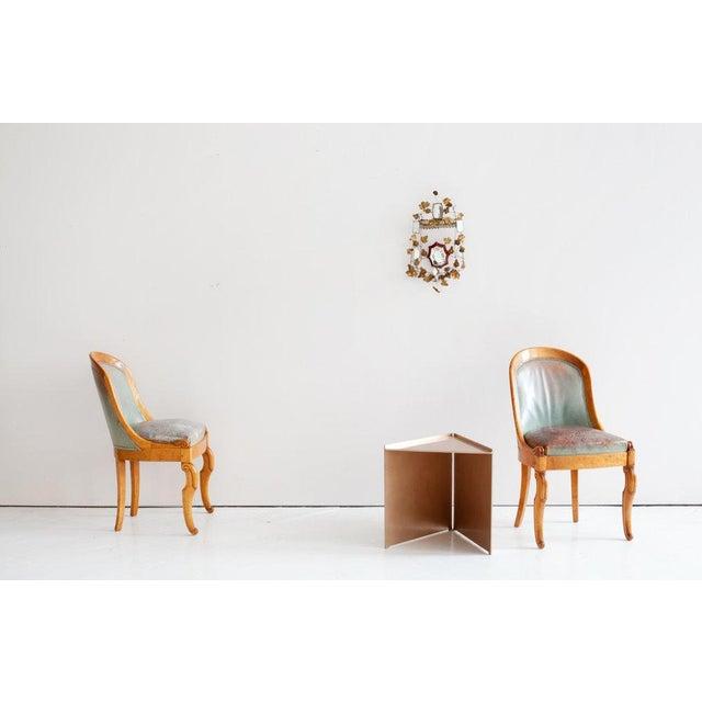 Modern Egg Collective Samuel Side Table For Sale - Image 3 of 6