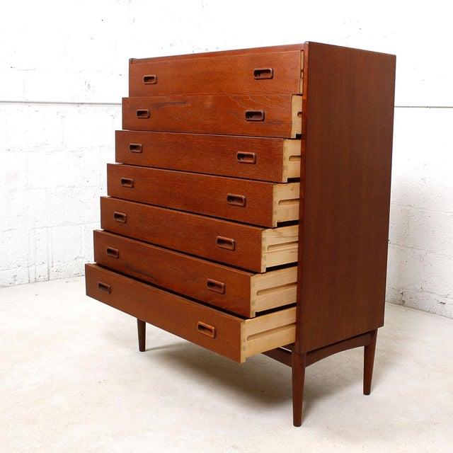 Mogens Kold Danish Modern Teak Dresser - Image 4 of 5