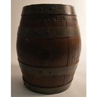 Ebling Brewing Co., Brooklyn, New York, Oak Beer Barrel Preview