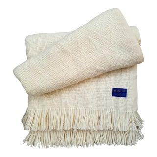 Pendleton Wool Throw Blanket For Sale