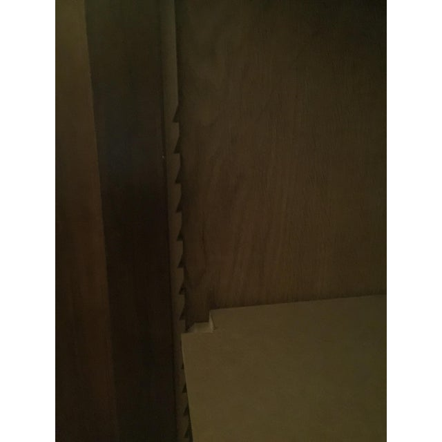 French Cabinet with Accordion Doors - Image 3 of 7