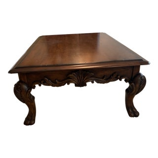 Traditional Hooker Coffee Table From the Southseas Collection For Sale