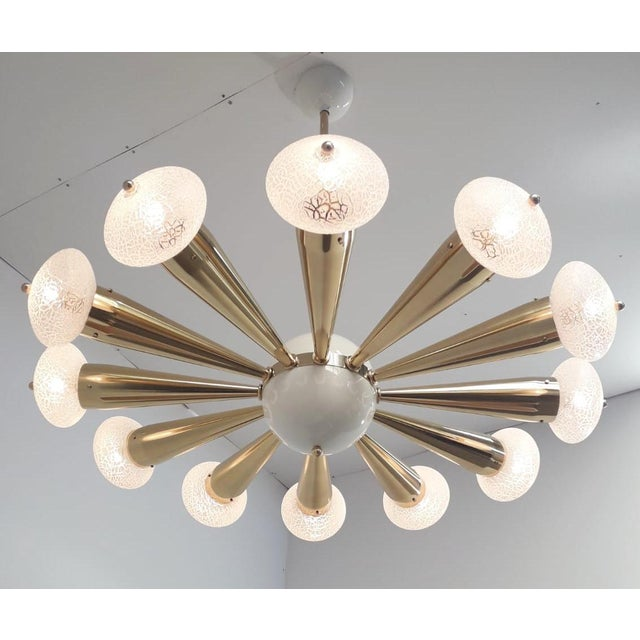 Not Yet Made - Made To Order Sfinge Chandelier by Fabio Ltd For Sale - Image 5 of 8