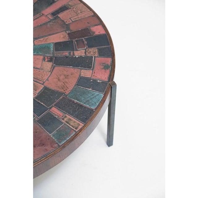 ROGIER VANDEWEGHE AMPHORA COFFEE TABLE - Image 5 of 9