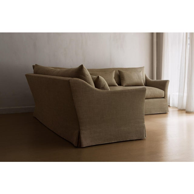 Dmitriy & Co Seine III Sectional Sofa For Sale - Image 4 of 5