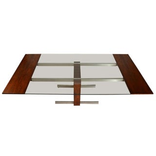 Vladimir Kagan Extension Dining Table For Sale