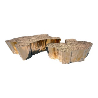 Covet Paris Eden Patina Coffee Table For Sale