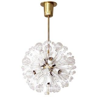 1950 Emil Stejnar Chandelier For Sale