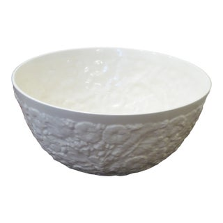 Vintage Spode English Creamware Bowl For Sale