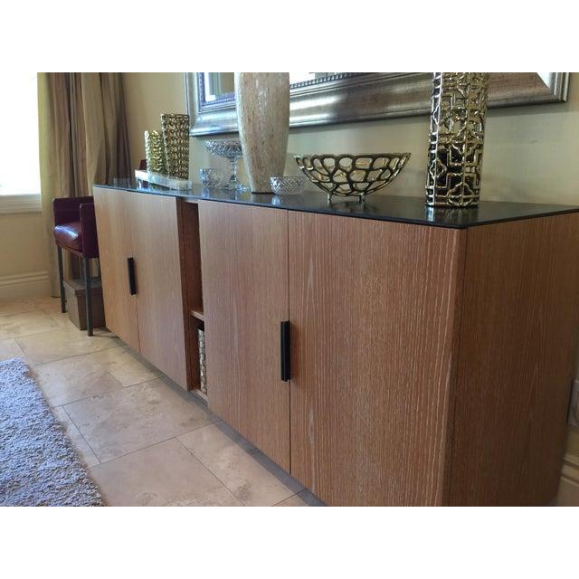 Custom Zebrawood Sideboard - Image 4 of 8