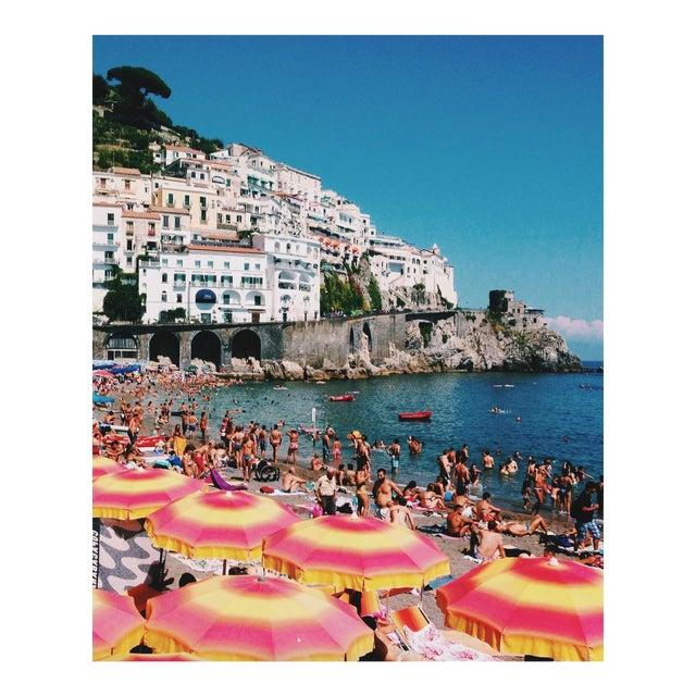 """Nicole Cohen """"Umbrella-Ella-Ella"""" Large Photo Pigment Print For Sale"""