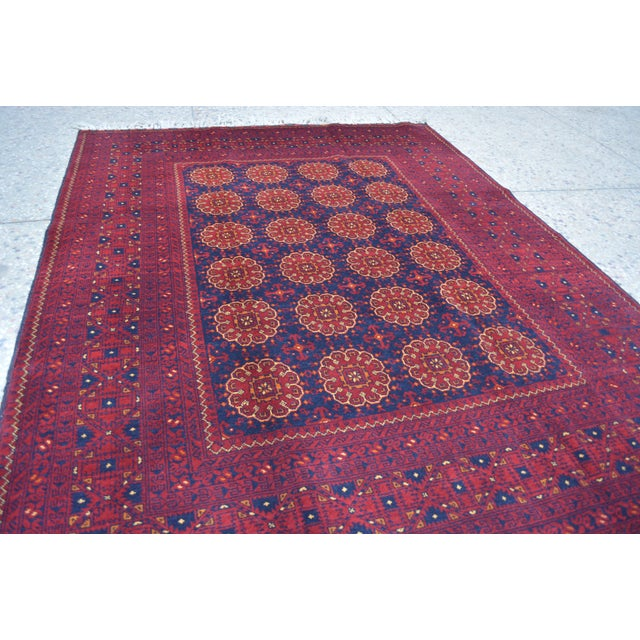 Textile Afghan Best Rug For Sale - Image 7 of 11