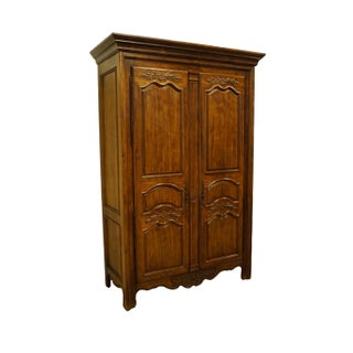 Thomasville Furniture Chalet Collection Country French Armoire Preview