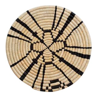 Hand Woven Charger Basket For Sale