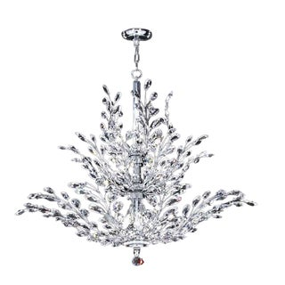 Florale Chandelier by James Moder For Sale
