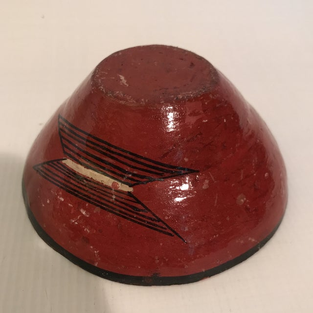 Art Pottery Bowl For Sale - Image 12 of 13