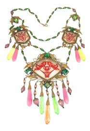 Image of Art Deco Necklaces