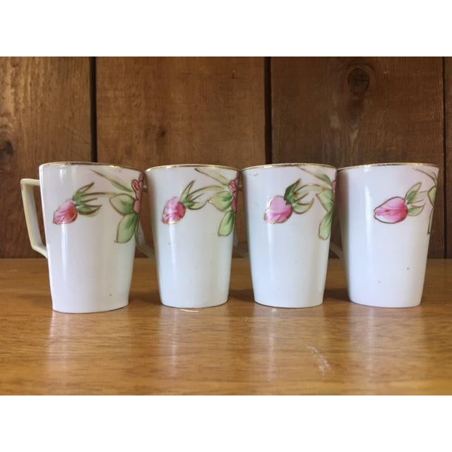 1920s Te-Oh Nippon China Lemonade Set - S/5 For Sale - Image 4 of 11