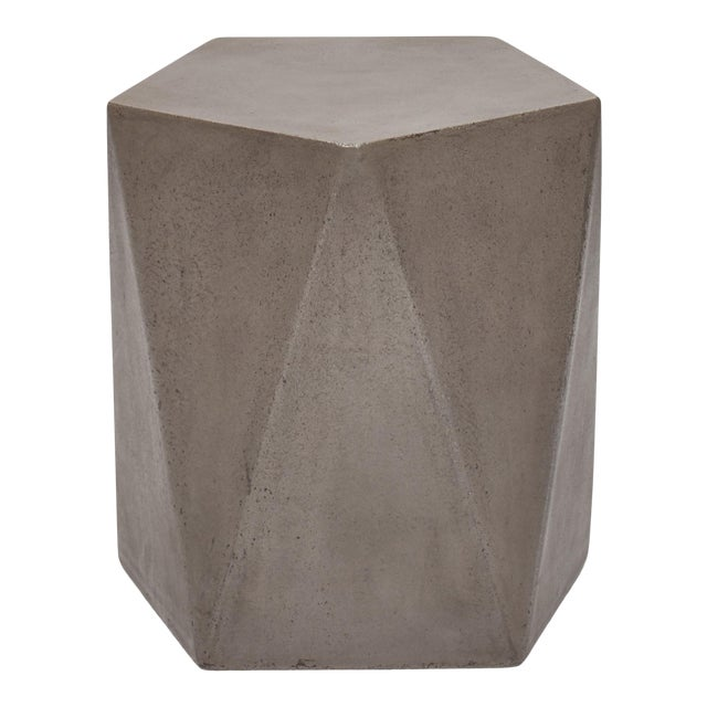 John Stool, Dark Grey For Sale