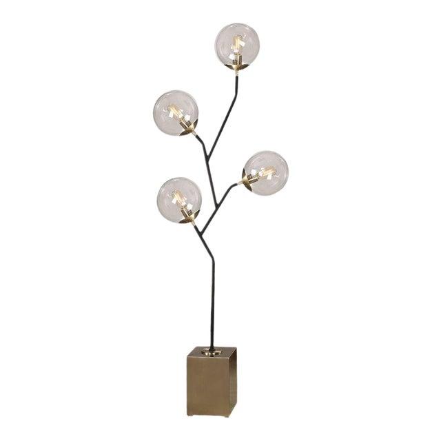 Modern Atomic Floor Lamp For Sale
