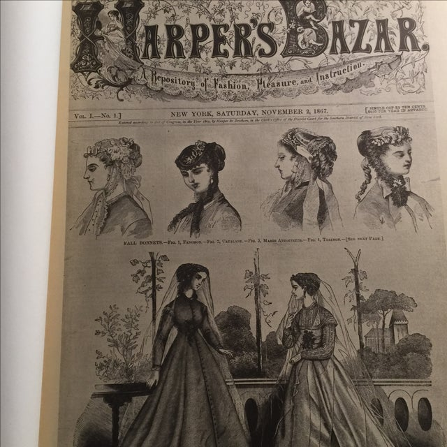 Harpers Bazaar: 100 Years of the American Female For Sale - Image 4 of 11
