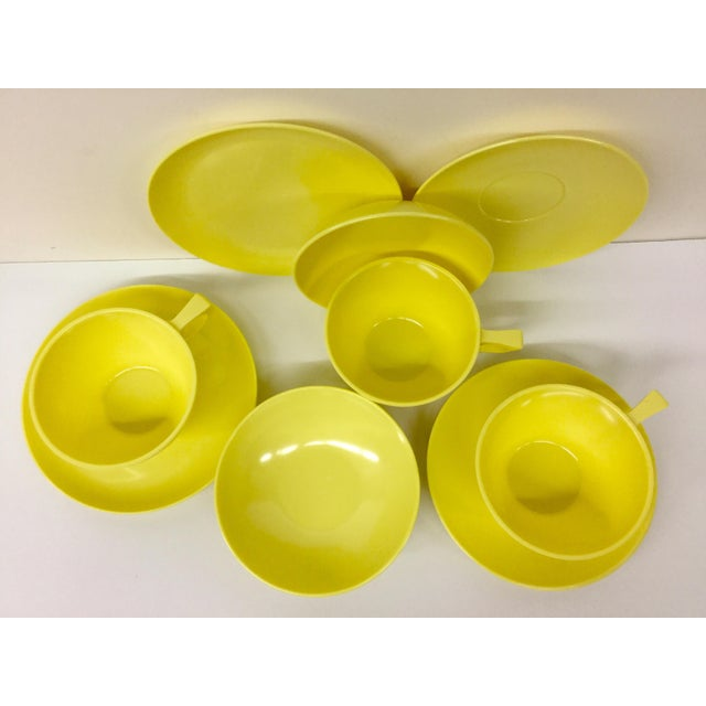 Sun Valley Mel Mac Service for 3 Tableware - 12 Pc. For Sale - Image 10 of 11