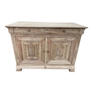 19th Century French Louis Philippe Buffet For Sale