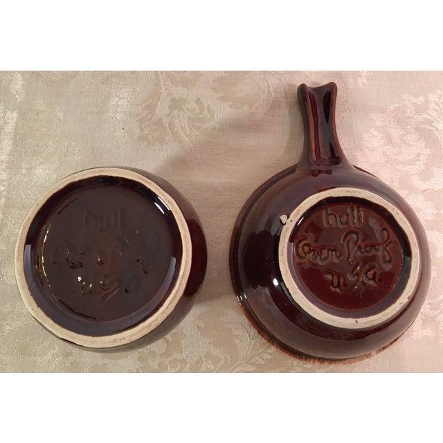 Hull & McCoy Drip Glaze Dishes - Set of 13 - Image 11 of 11