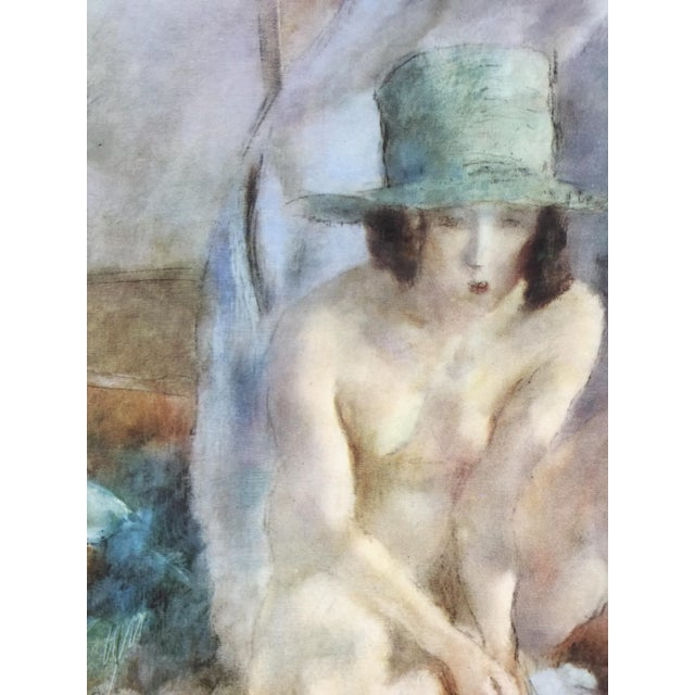 1954 Portfolio of 25 Color Stone Lithograph Prints by Jules Pascin For Sale - Image 12 of 13
