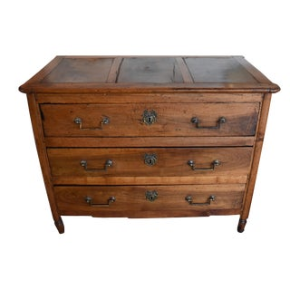 18th Century Louis XVI Walnut Chest