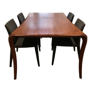 Thomas Moser Pasadena Dining Table For Sale