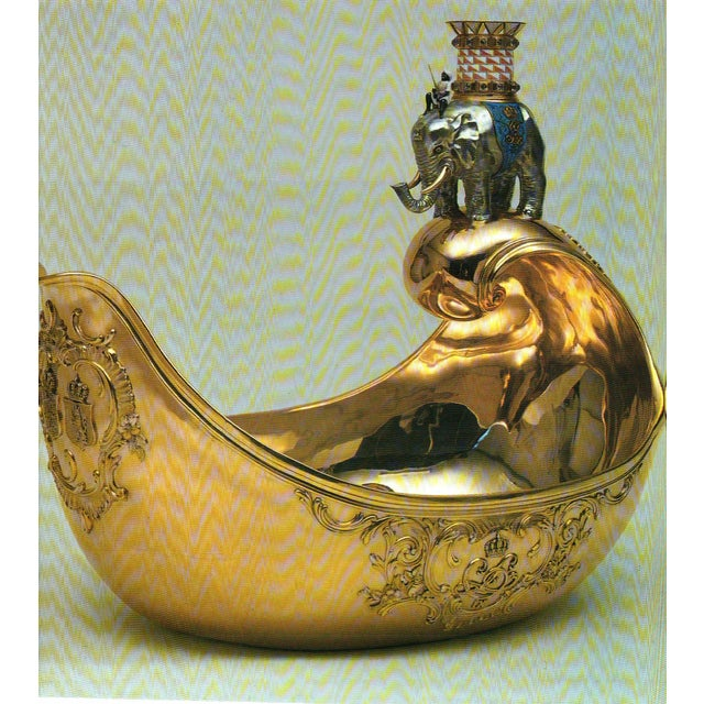 """Booth & Williams 1987 """"Faberge"""" Coffee Table Book For Sale - Image 4 of 6"""