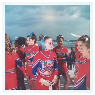 Untitled Cheerleading #119 Photographic Print For Sale