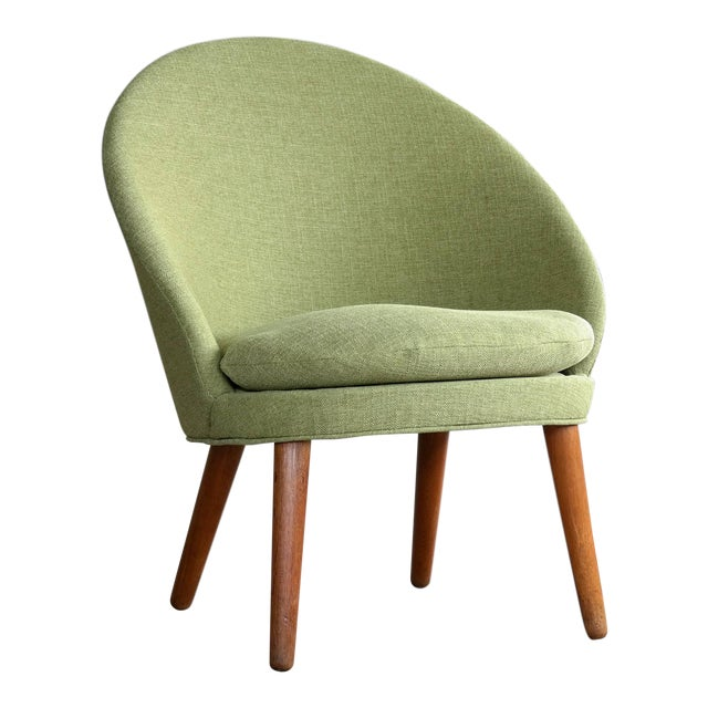 Small Danish Easy Chair Model 301 by Ejvind A. Johansson for Gotfred H. Petersen For Sale