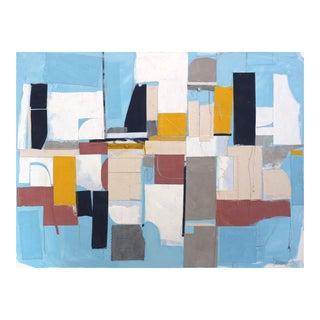 """Miami to Ibiza"" Original Artwork by Susan Washington"