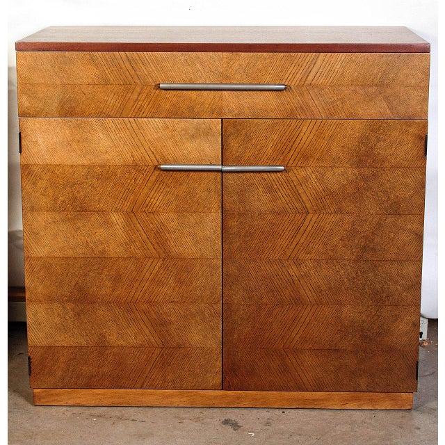 Gilbert Rohde Herman Miller Art Deco 1933 World's Fair Dressers Matched Pair Classic original Rohde Century of Progress...