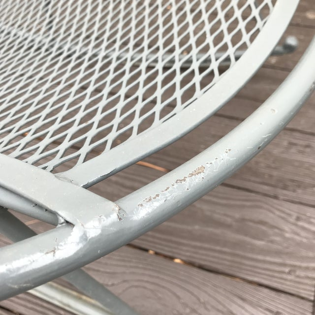Salterini Rocking Chairs, a Pair For Sale - Image 9 of 12
