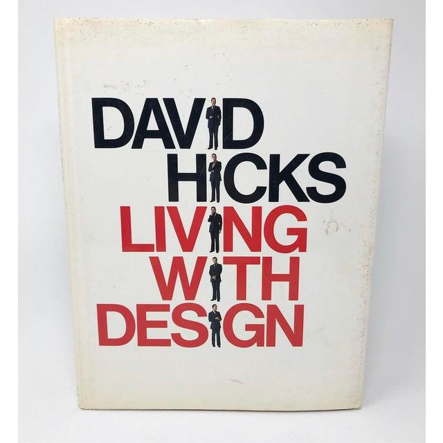 David Hicks Living With Design Hardback Design Book For Sale - Image 12 of 12
