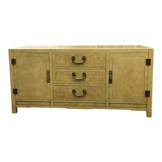 1960s Chinoiserie Buffet by White Furniture Company For Sale