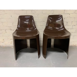 Mid-Century Overman Ab Tango Chairs - a Pair Preview