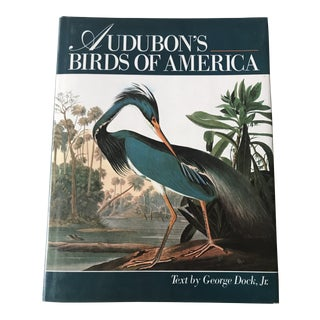 Audubon's Birds of America Coffee Table Book