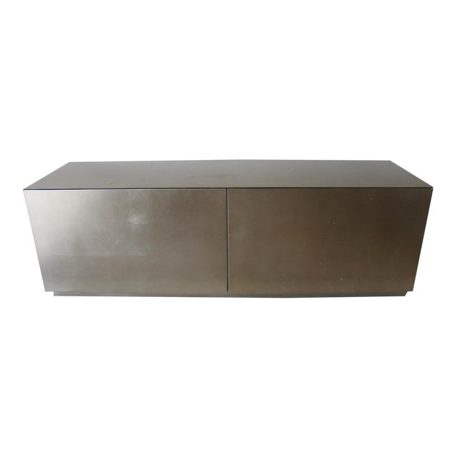 """Modern Caracole """"The Low Down"""" Lowboy For Sale"""