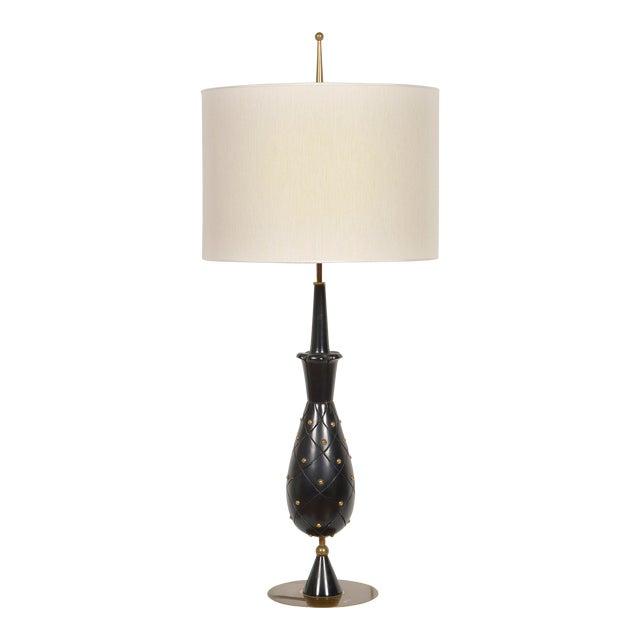 Black Stilnovo Table Lamp For Sale - Image 8 of 8