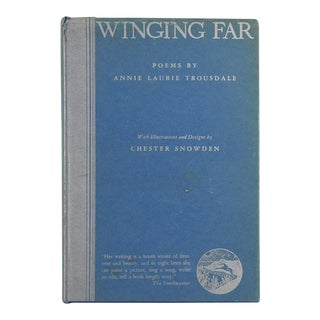 Winging Far: Poems by A. L. Trousdale